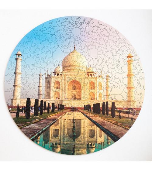 Drewniane Puzzle Tadż Mahal