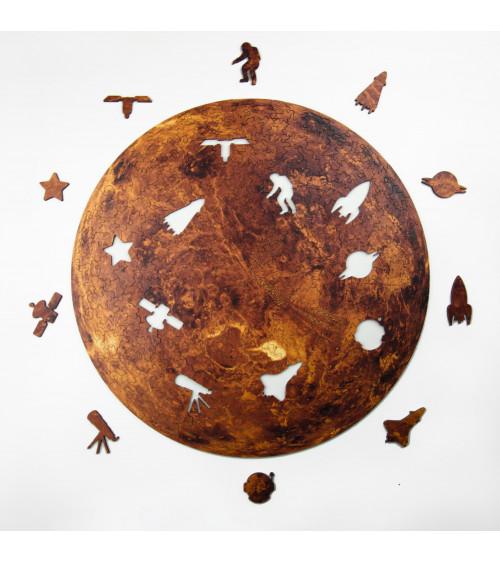 Drewniane Puzzle Wenus 455...
