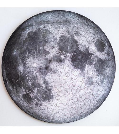 Drewniane Puzzle Księżyc...