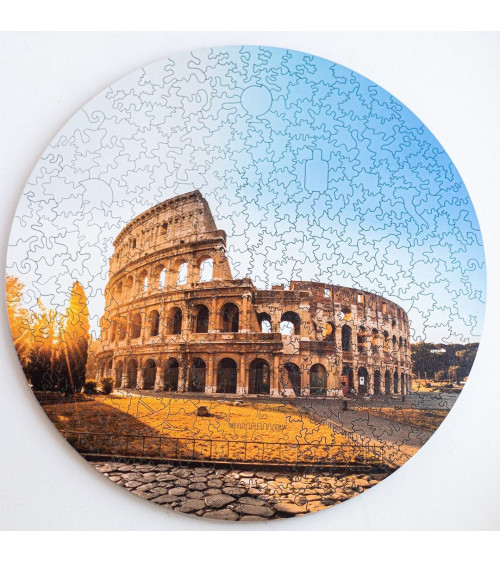 Drewniane Puzzle Koloseum 388 szt.