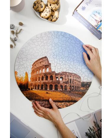 Drewniane Puzzle Koloseum...