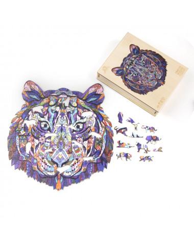 Drewniane Puzzle Magiczny...