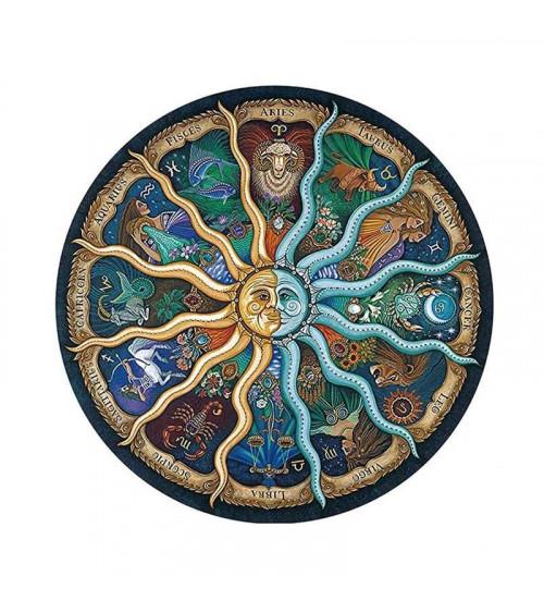 Drewniane Puzzle Horoskop...