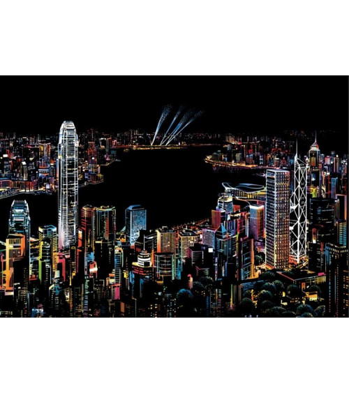 Magiczna Zdrapka Hong Kong