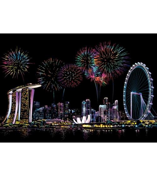 Magiczna Zdrapka Singapore