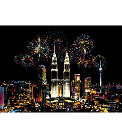 Magiczna Zdrapka Malezja