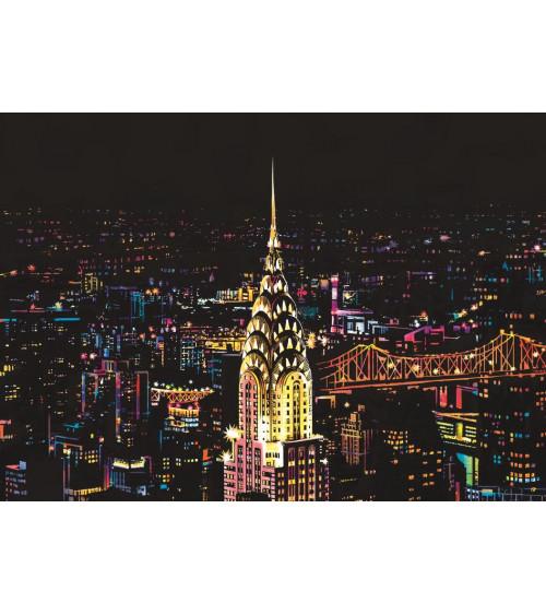 Magiczna Zdrapka Nowy Jork