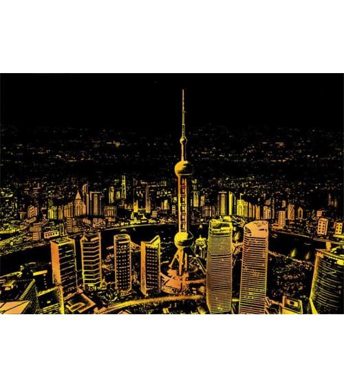 Magiczna Zdrapka Shanghai