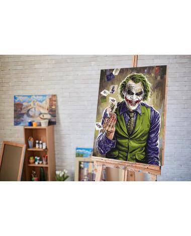 Malowanie po numerach Joker