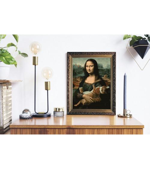 Malowanie po numerach Mona...