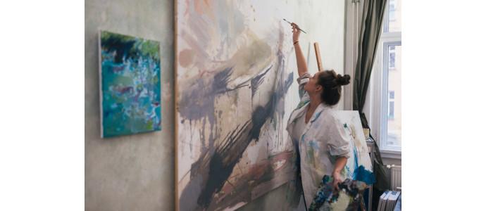 Jak sztuka pomaga w terapii antystresowej?